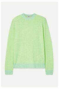 Acne Studios - Cashmere Sweater - Mint