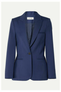 Cefinn - Twill Blazer - Blue