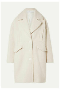 IRO - Berlioz Oversized Knitted Coat - Ecru