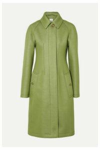 Burberry - Neoprene Coat - Green