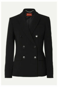 Altuzarra - Indiana Double-breasted Cady Blazer - Black