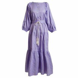 GISY - Coriander Amethyst Maxi Dress
