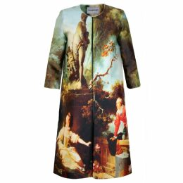 FLOW - Oversized Blazer In Grey