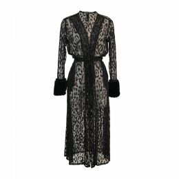 The Extreme Collection - Navy Blue Crossover Blazer Naomi