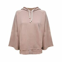THE AVANT - The Not So Classical Hoodie In Nude