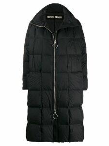 Ienki Ienki Pyramide coat - Black
