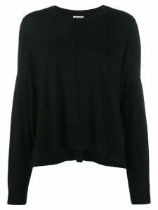 Liu Jo fine knit sweater - Black