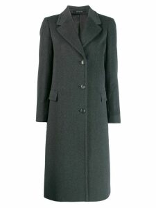 Tagliatore single breasted coat - Grey