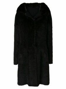 Liska Valenzia mid lenght coat - Brown
