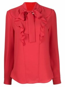 Mulberry Emmeline Georgette blouse - Red