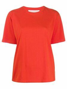 Victoria Victoria Beckham oversized T-shirt - Orange