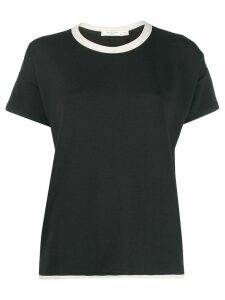 Rag & Bone two-tone boxy T-shirt - Black