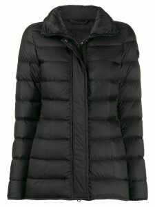 Peuterey short padded coat - Black