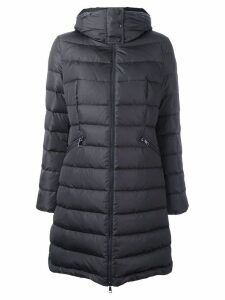 Moncler 'Flammette' padded coat - Grey