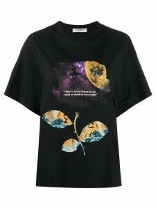 Valentino graphic print T-shirt - Black