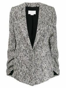 Genny yarn blazer - Grey