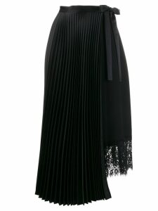 Smarteez pleated skirt - Black