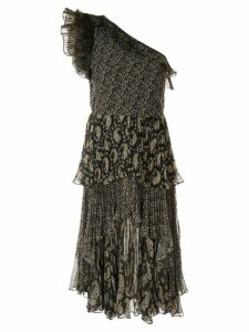 Altuzarra Kamala ruffle dress - Black