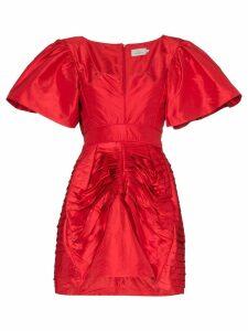 Preen By Thornton Bregazzi Oksana mini dress - Red