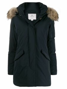 Woolrich hooded padded parka - Blue