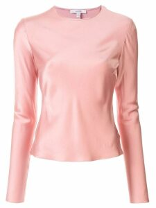 Layeur Mitchell long sleeve top - Pink