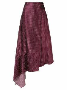Erdem Zora skirt - Red
