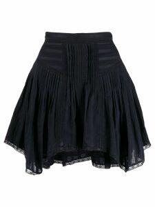 Isabel Marant Étoile Prandali lace trim skirt - Black