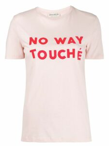 Être Cécile No Way Touché t-shirt - Pink