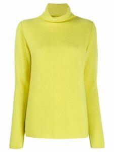 Kristensen Du Nord cashmere roll-neck jumper - Yellow
