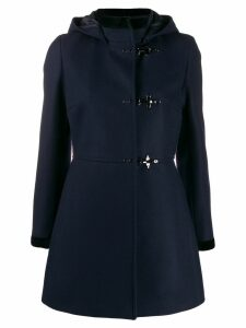 Fay Virginia duffle coat - Blue