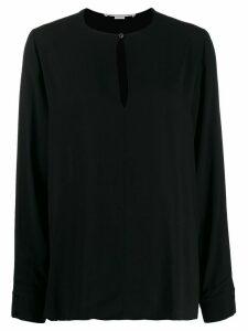 Stella McCartney split-sleeve blouse - Black