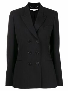 Stella McCartney double-breasted blazer - Black