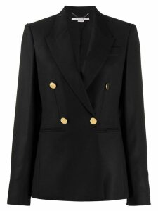 Stella McCartney Beaufort double breasted blazer - Black