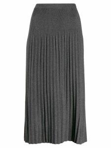 Michael Michael Kors Derby Heather midi skirt - Grey