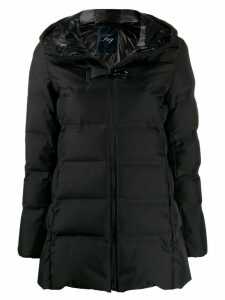 Fay padded down parka - Black