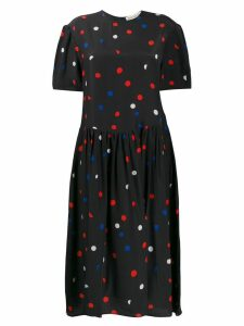 Être Cécile Dots All Over Amber dress - Blue