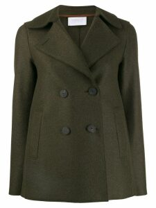 Harris Wharf London fitted double-breasted blazer - Green