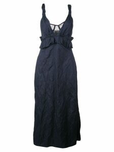 Brock Collection Placida sleeveless dress - Blue