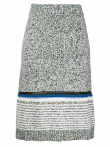 See By Chloé knitted skirt - Green