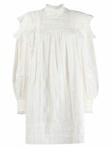 Isabel Marant Étoile smock dress - White
