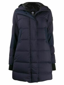 Canada Goose Alliston padded coat - Blue