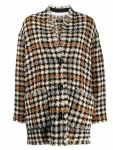 Isabel Marant Dianaly coat - Brown