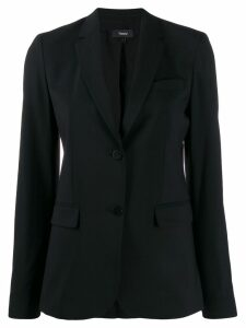 Theory single breasted blazer - Black