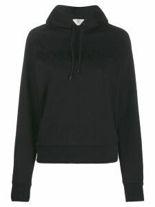 Rossignol textured logo hoodie - Black