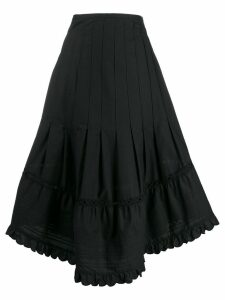 See By Chloé full shaped skirt - Black