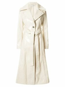 Rejina Pyo Rhea trench coat - White