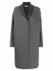 Stella McCartney single-breasted coat - Grey