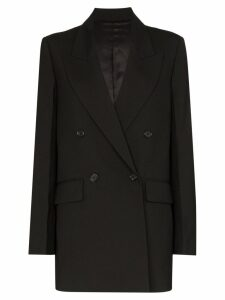 Joseph John double-breasted blazer - Black