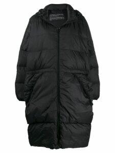 Rundholz Black Label oversized puffer coat