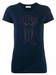 Société Anonyme graphic print T-shirt - Blue